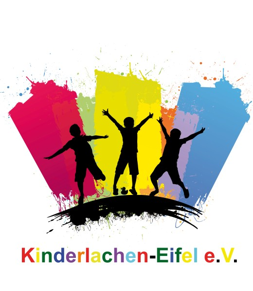 kinderlachen eiffel e.v. logo