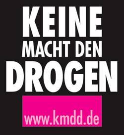 logo Keine Macht den Drogen Gemeinnütziger Förderverein e. V.